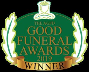 Good Funeral Awards Winner