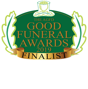 Good Funeral Award Logo