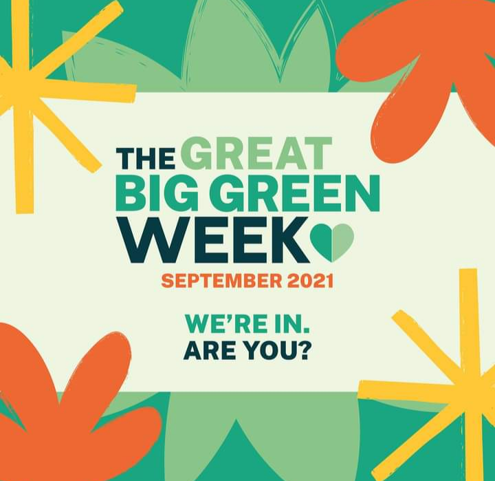 The Great Big Green Week - Working Together, Making a Difference - The  Natural Burial Company